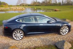 Tesla Model S P85 Performance – Low Mileage
